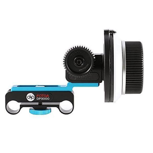 FOTGA DP3000 Fokus Mengikuti DSLR FF F? R 15 Mm Rod Rig Nikon D5600 D3400 D7500 Canon EOS 1300D 750D 200D Sony A9 A7 II A6000 A6300 DSLR Kameras-Intl