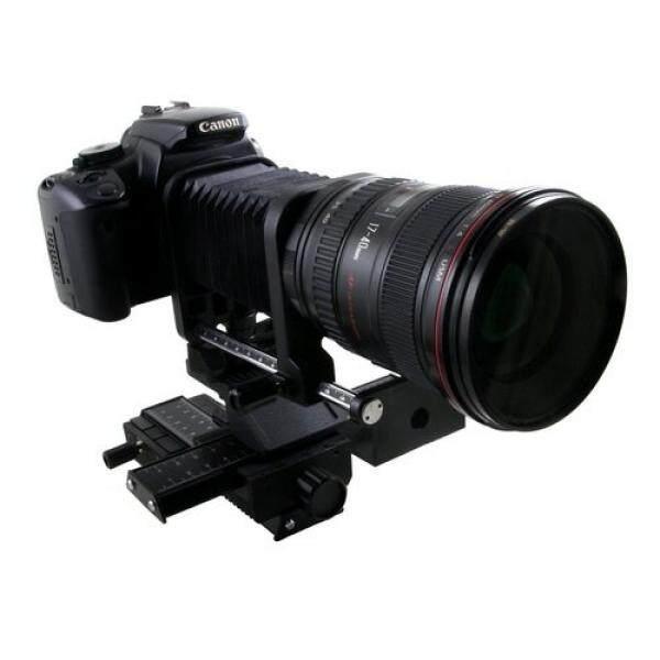 FOTGA Lensa Bellow dan Fokus Makro Slide Rel untuk Canon 550D 600D 650D 1100D 50D 40D 450D 7D ..... DSLR SLR-Intl