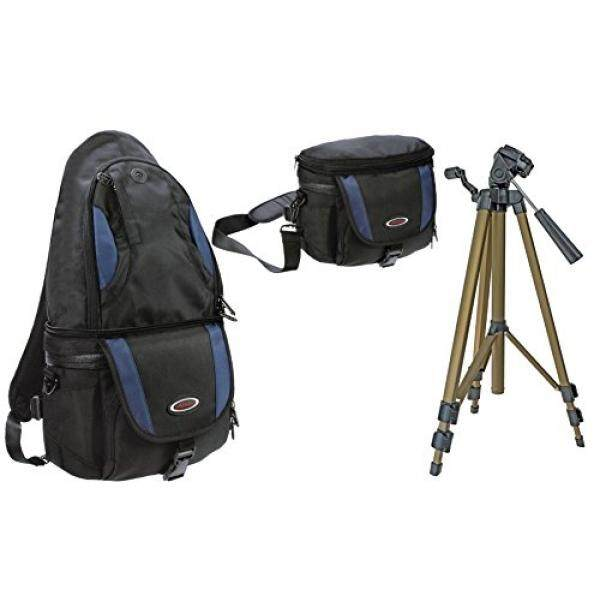 Foto Kamera Ransel Und Tasche Semua Dalam Satu Set MIT Reisestativ Inkl. Stativtasche F? R Canon EOS 750D 80D 1200D 6D 1300D Nikon D3300 D7200 D5500 D500 D750 D3400 Pentax Leica Und Mehr- internasional