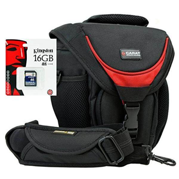Foto Kamera Tasche Halfter Profesional Sulit Sniper Gurt Set MIT 16 GB SD Karte F? R Canon EOS 5D 7D 1300D 760D 750D 700D 100D 80D-Intl
