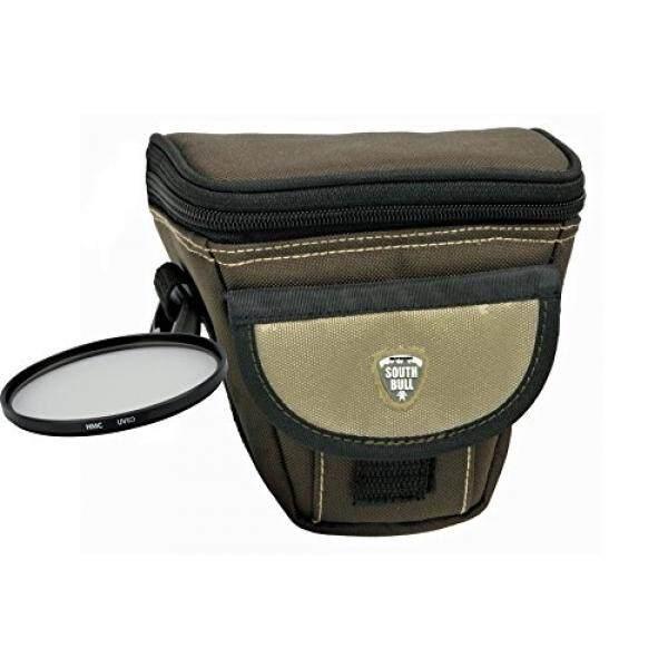 Foto Kamera Tasche Southbull Colt MIT Regencape + Filter UV 37 Mm F? R Olympus PEN E-PL7 Kit 14-42 Mm-Intl