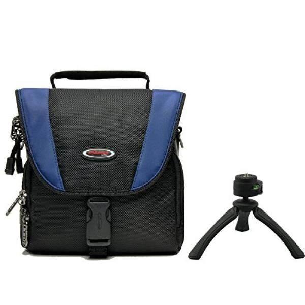 Foto Kamera Tasche X-TREME Profesional Im Set MIT LCD Foil F? R Nikon L840 L830 L340 P900 P610 Sonx HX400 RX10 RX100 Canon PowerShot SX540 530 420 411-Intl