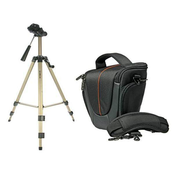 Foto Tasche Kamera Yuma Halfter M Set MIT Stativ F? R Canon EOS Sony Alpha Nikon Und Andere-Intl