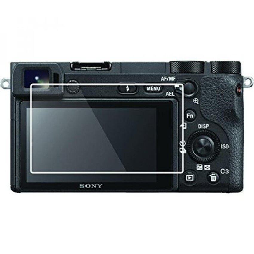 Foto & Amp; TECH 2 SE Kristal Bening HD LCD Layar Pelindung untuk Sony A6500 Mirrorless Digital Kamera Monitor LCD Gelembung Bebas Multi -Lapisan Lapisan Anti-noda/Mudah Diaplikasikan-Internasional
