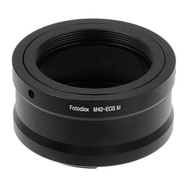 Fotodiox Adaptor F? R M42 Objektive Auf Canon EOS-M-Fotodiox M42 Dudukan Baut Lensa untuk Canon EOS-M Kamera Pasang Lensa Adaptor Dudukan-Internasional