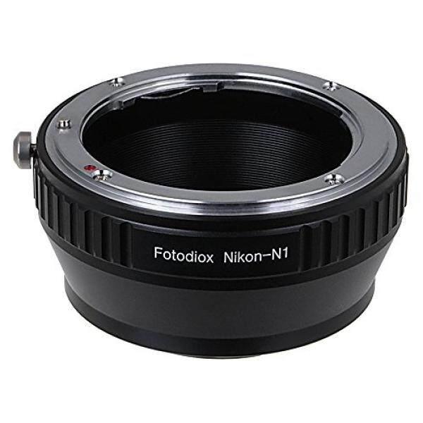 Fotodiox Lensa Adaptor Dudukan-Nikon Nikkor (F, Ai AI-S, Af, AF-D, Dll) lensa SLR untuk Nikon 1-Series Kamera Mirrorless Tubuh-Intl