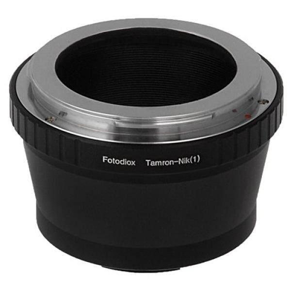 Fotodiox Lensa Adaptor Dudukan Tamron Adaptall Lensa untuk Nikon 1 Kamera Sistem Mirrorless Kamera Digital Seperti S2, J4, V3, AW1-Intl