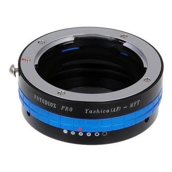 Fotodiox Pro Adaptor F? R Yashica AF Objektiv Auf Olympus Panasonic Micro Four Third (MFT) Kameras-Fotodiox Lensa Pro Adaptor Dudukan, untuk Yashica AF Lensa untuk Olympus Panasonic Micro Four Third (MFT) Mirrorless Kamera-Intl