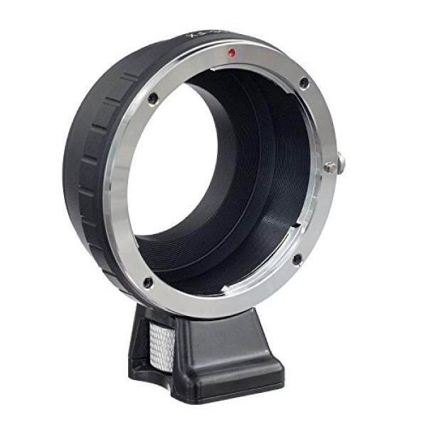Fotomix EOS-FX D Cincin Adapter untuk Canon Lensa EF untuk Fujifilm X-Kamera Pasang X-Pro1 X-Pro2 X-E1 X-E2 X-E2S X-M1 x-A1 X-A3 X-A10 X-M1 X-T1 X-T2 X-T10 X-T20 dengan Removable Tripod Pendek-Intl