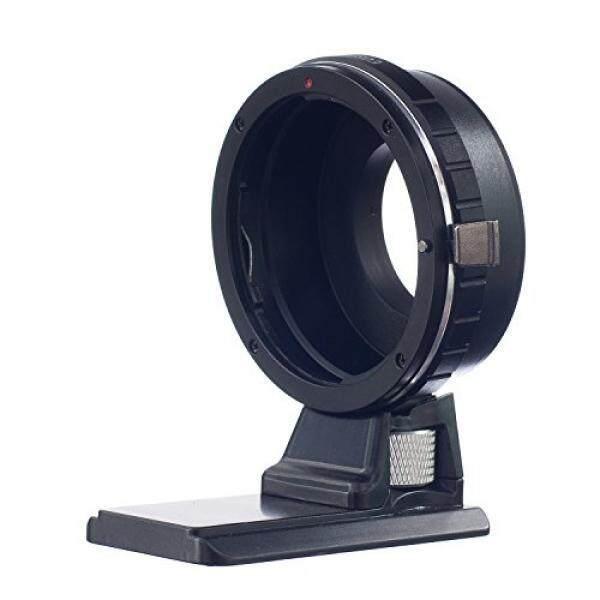 Fotomix EOS-N1 L Adaptor Dudukan Ring untuk Canon EOS EF Lensa untuk Nikon 1 Kamera Mirrorless V1 V2 V3 J1 J2 J3 J4 j5 S1 dengan Panjang Rem-Intl