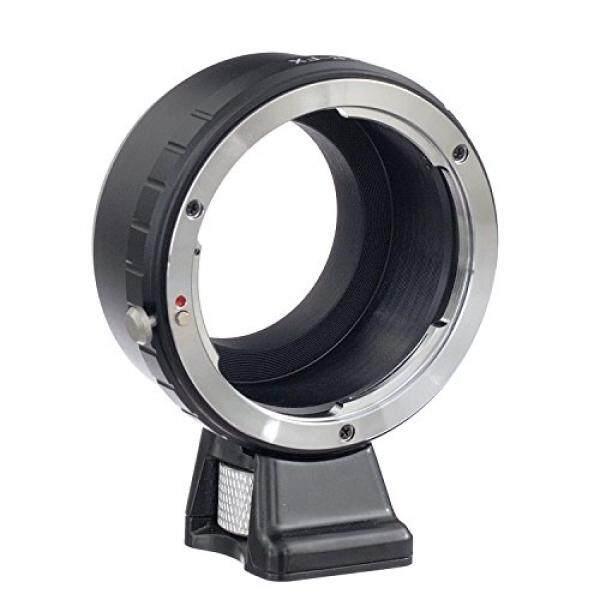 Fotomix LR-FX D Cincin Adapter Leica R Lensa untuk Fujifilm X-Kamera Pasang X-Pro1 X-Pro2 X-E1 X-E2 X-E2S X-M1 X-A1 x-A2 X-A10 X-M1 X-T1 X-T2 X-T10 X-T20 dengan Removable Tripod Pendek-Intl