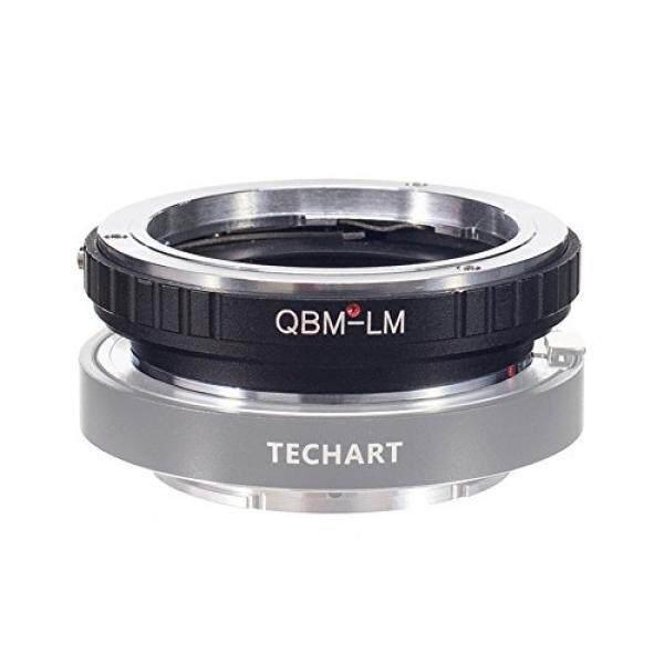 Fotomix QBM-L/M Penyambung Adaptor untuk Rollei Lensa Leica M LM M9 M9 M8 M7 M6 M5 Kamera Techart auto Focus 5.0 LM-EA 7-Intl