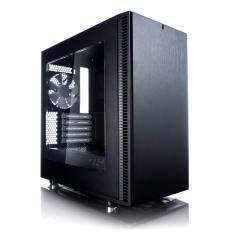 Fractal Design Define Mini C Black Window MATX Case Malaysia