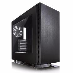 # Fractal Design Define S - Black, Window Malaysia