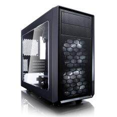# Fractal Design Focus Mini G Window MATX Case | Black Malaysia