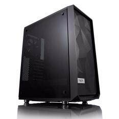 # Fractal Design Meshify C Blackout Tempered Glass ( FD-CA-MESH-C-BKO-TG ) Malaysia