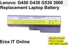 Replacement OEM Battery for Lenovo G430 G450 N500 L08S6Y02 L08S6Y02 /Lenovo G430 Laptop Battery Malaysia