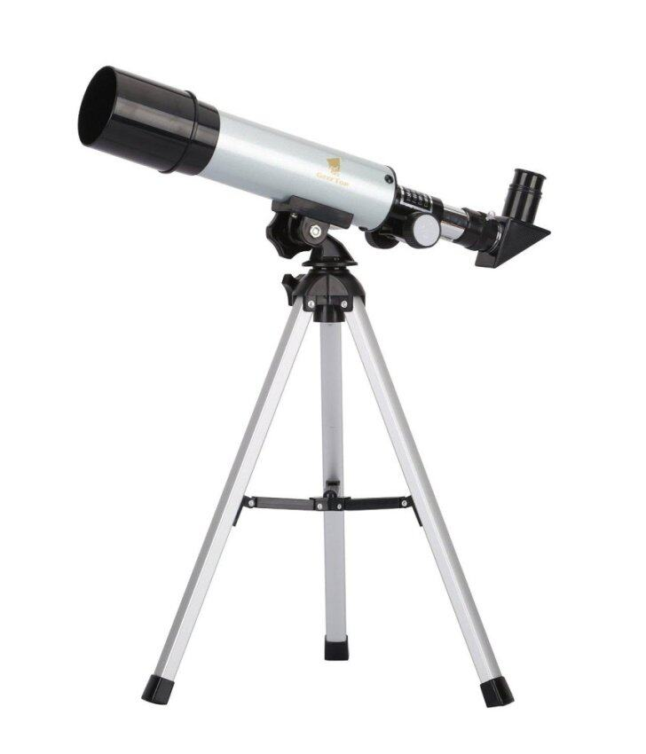 Grandshop (Free Spot Watch) F36050 Telescope 90X High Power Monoculars Refractor Type Space Astronomical Telescope For Kids With Portable Tripod - intl