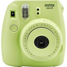[From.USA]Fujifilm Instax Mini 8 Instant Film Camera - (MARGARITA GREEN) B075S81CNY