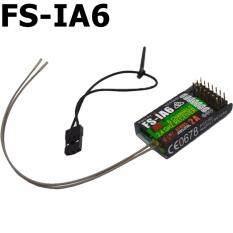 Fs-Ia6 6ch 2.4g Dual Antena Rc Penerima Untuk Flysky Fs-I6 Fsi6 Fs-I4 Fs-I6 By Nartor Estore.