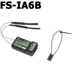 Fs-Ia6b 6ch 2.4g Dual Antena Rc Penerima Untuk Flysky Fs-I6 Fsi6 Fs-I4 Fs-I6s By Nartor Estore.