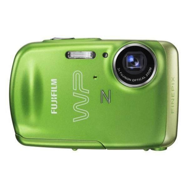 Gambar Baik Fujifilm Z33WP 10MP Kamera Digital dengan 3x Optical Zoom (Hijau) (Model Lama)-Intl
