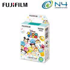 Fujifilm Instax Mini Disney Tsum Tsum Film (10pcs) By N4 Camera Store.