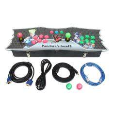 FULL Super Cool 800 Games Home Multiplayer Arcade Game Console Kit Game Console Multicolour US Plug