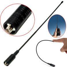 Gain Double Segment Interphones Radio Antenna Profession universal for KG-UVD1 Baofeng UV-5R Walkie-Talkie Good Helper Malaysia
