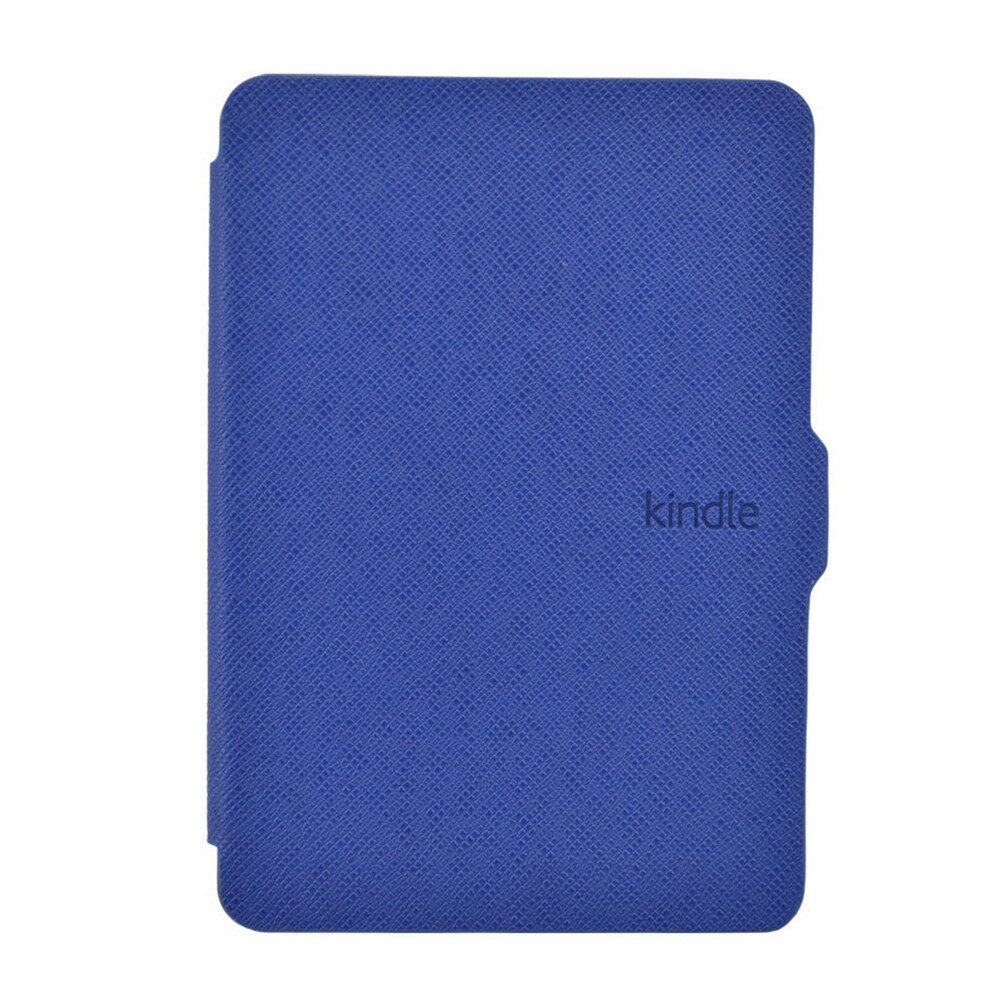 Sale Gaktai Leather Smart Tablet Pc Case For Amazon Kindle Paperwhite Screen Protector Stylus Pen Deep Blue Hot Sale Intl Tomsoo Cheap