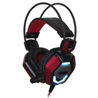 Gaming Freak GH-5 Killer PC Gaming Headset with Illuminate Effect - Red Be the first to review this product - intl