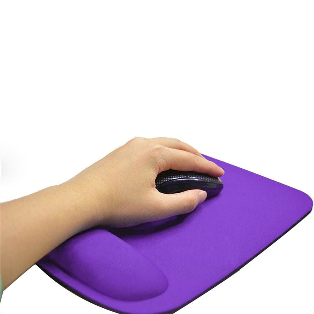 Gel Wrist Rest Support Game Mouse Mice Mat Pad for Computer PC Laptop Anti  Slip - intl