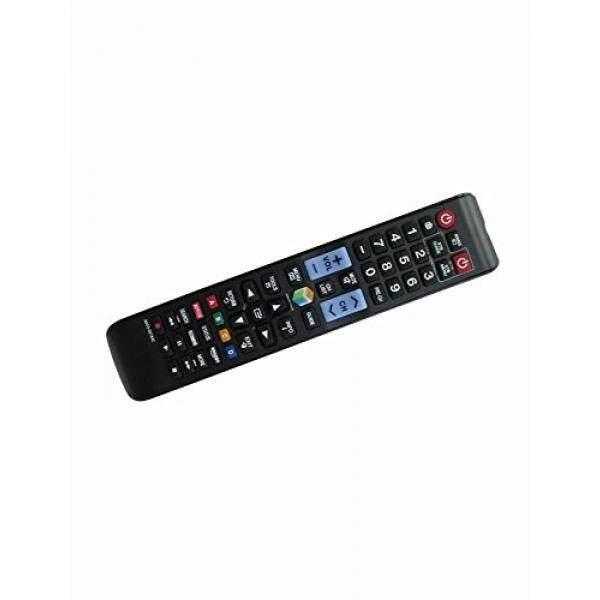 Remote Control For Samsung LCD LED HDTV 3D Smart TVs - intlTHB1625.
