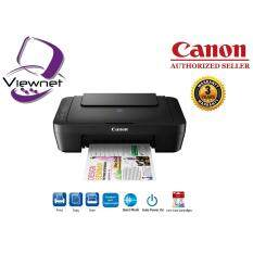 CANON PIXMA INK EFFICIENT INKJET PRINTER E410 P/S/C BLACK