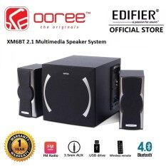 GENUINE EDIFIER XM6BT 2.1 Multimedia Bluetooth 4.0 Speaker System with Remote Malaysia