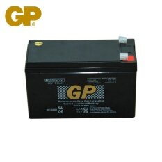 GENUINE GP 12V 7.2Ah Rechargeable Sealed Lead Acid Battery - GPP1272 Malaysia