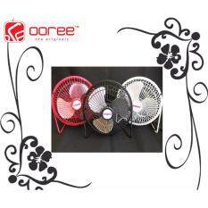 GENUINE OOREE PREMIUM QUALITY OOREE 8 USB FAN WITH ON/OFF BUTTON 18.5cm*11cm*19cm STRONG WIND Malaysia