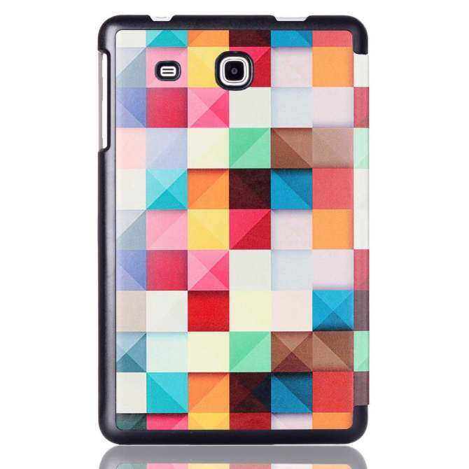 """GETEK Folio Leather Case Cover Stand for Samsung Galaxy Tab A 7.0"""""""