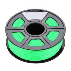 Glow in the Dark Spool of 3D Printer Filament 1Kg/2.2lbs With NO Air Bubbles for RepRap MarkerBot MakerGear Ultimaker etc (PLA 3.0 MM Noctilucent)