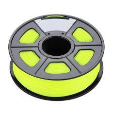 Glow in the Dark Spool of 3D Printer Filament 1Kg/2.2lbs With Tolerances: +/-0.02mm NO Air Bubbles for RepRap MarkerBot MakerGear etc ABS 1.75MM