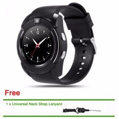 GoFast Bluetooth Smart Watch V8 Clock Support SIM TF Sync Notifierr Smartwatch Phone For IOS Android