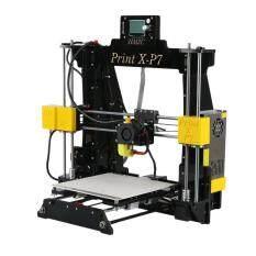 B 3D Printer X-P7 Digunakan Di Rumah Tinggi Presisi Multifungsi Upgrade Versi