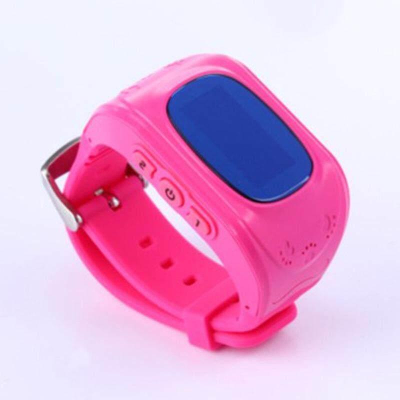 Zdr TM Baik Kualitas Pelacak GPS Q50 SOS Panggilan Anti-Kehilangan Sejarah Periksa GSM Jam Tangan Pintar Anak-Intl
