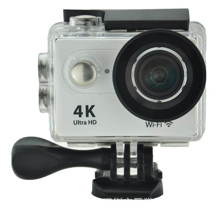 Goodpa 4K WiFi Sport DV Original H9 2.0 LCD 30M Waterproof 1080p wifi sport camera xdv/Ultra HD 4K Action Camera white - intl