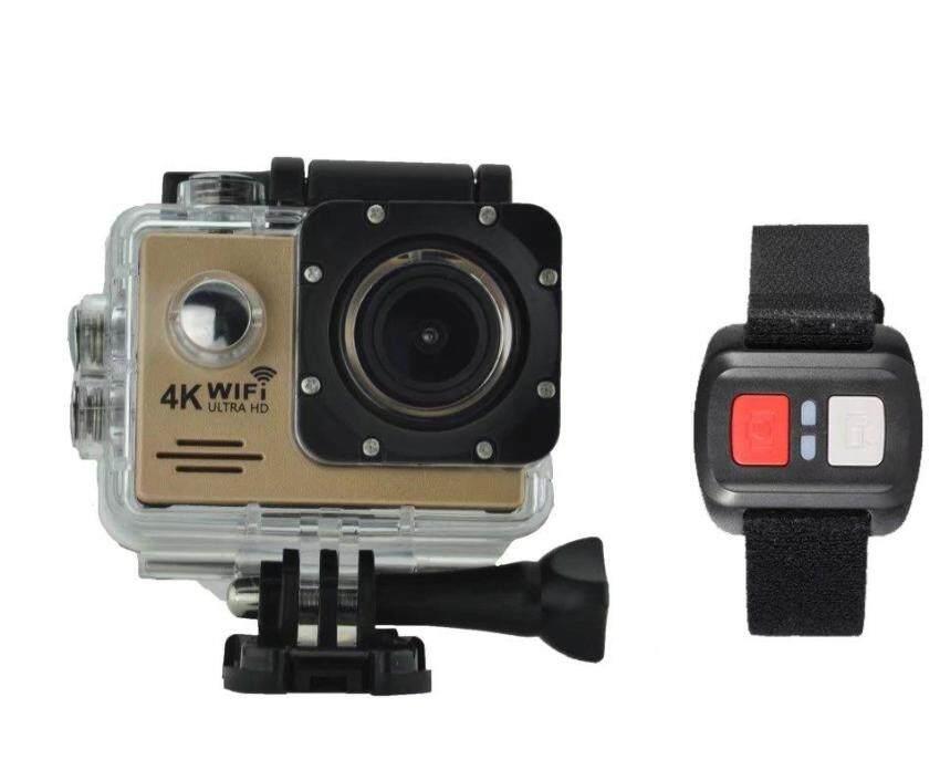 Goodpa HD mini sport dv 4K 1080p manual sport camera xdv car camcorder action camera HDKing G80R gold - intl