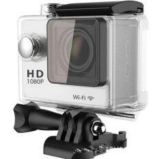 "Goodpa W9 Sport action Camera Full HD 1080P DV 2.0"" LCD 170D lens Waterproof Camera Diving White"
