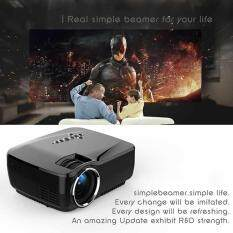 GP70UP Micro Wireless Projector 1200 Lumens with Android 4.4 OS,Wifi Projector