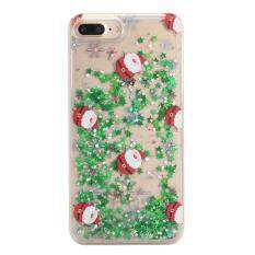 Grand Store New Style Christmas TPU Phone Case Cover Protector Skin For iPhone7 plus/8 plus Anti-Drop