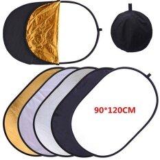 มือถือ 5 In 1 แสงขนาดกระดานสะท้อนแสง Disc.