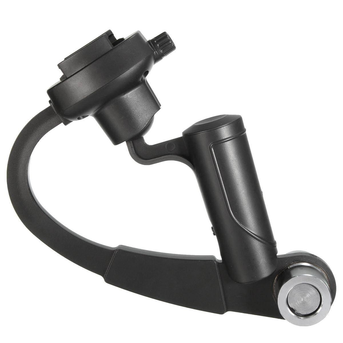 Video Stabilisator Kamera Stabil Steadycam Pegangan Tangan untuk GoPro Pahlawan 4 3 + 3 Yi-